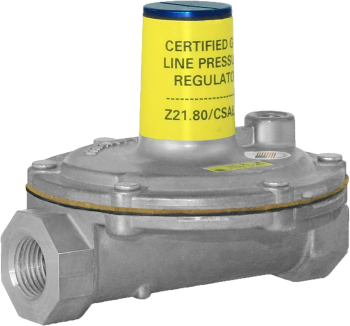Lever Acting Design Pressure Regulator