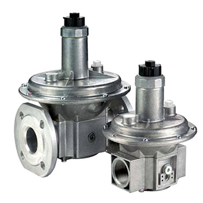 Dungs 214-474 Stand Alone Pressure Regulator Flanged FRS-5040