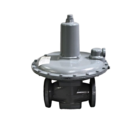"Sensus (Rockwell-Equimeter) 121-16-3F Regulator 3"" Flange 6-14"" W.C."