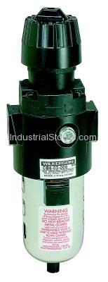 "Wilkerson CB6-03-L00 Fliter Regulator 3/8"" with Manual Drain"