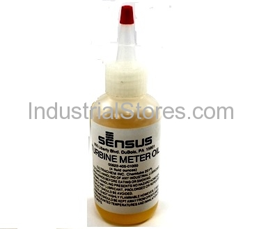 Sensus (Rockwell-Equimeter) 006-22-405-01000 4 Oz Bottle Of Lubrication Oil