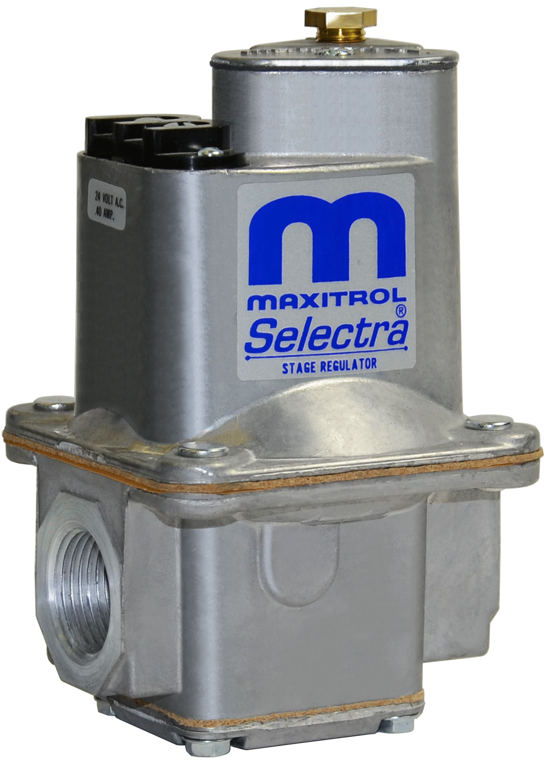 "Maxitrol SR400-1/2 Gas Regulator 2-Stage 1/2"" NPT"
