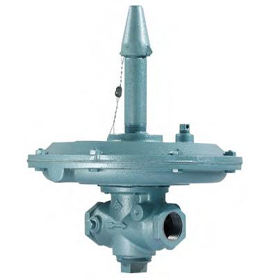 Pyronics 5111-8-BZR-300 Balanced Zero Regulator