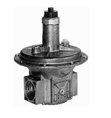 Dungs 070-409 Stand Alone Pressure Regulator 500 MBAR FRS 510 1 RP
