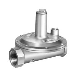 """Maxitrol 325-7AL-1.25-12A49 Lever Acting Design Line Regulator with Vent Limiter Installed 1-1/4"""""""