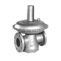 "Maxitrol RV131-4 4"" Flanged - Straight Through Flow Regulators"