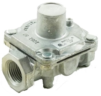 "Maxitrol RV47LF-4L6-0008 Poppet Design Gas Regulator 1/2"" x 3/8"""