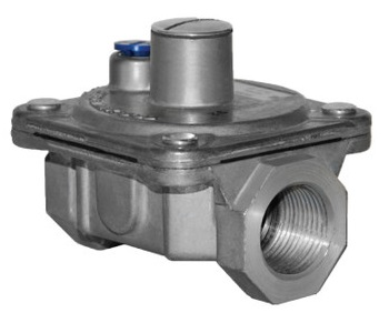 "Maxitrol RV48LT-1/2 1/2"" Regulator with Integral Vent Limiting Orifice and 275F Ambient Temperature"