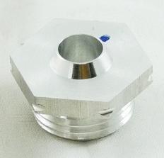 "Sensus (Rockwell-Equimeter) 019-01029-035 5/16"" Orifice For 496"