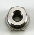 "Sensus (Rockwell-Equimeter) 046-00-023-07 1/2"" Stainless Steel Orifice"
