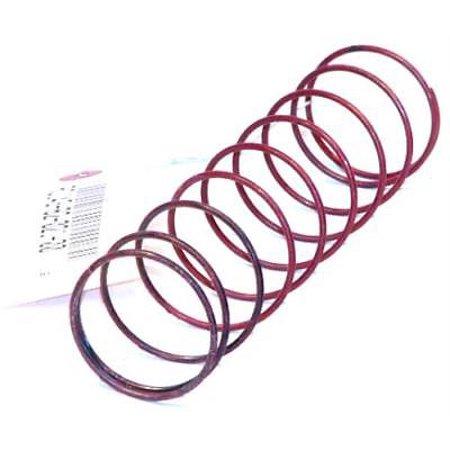 "Sensus (Rockwell-Equimeter) 143-82-021-00 Red/Black Spring 3.5-6.5"" For 243-8"