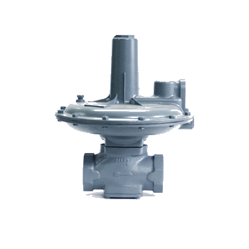 """Sensus (Rockwell-Equimeter) 121-12-2 Gas Regulator 2"""" with 12"""" to 28"""" W.C. Outlet Pressure"""