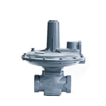 "Sensus (Rockwell-Equimeter) 121-12-1 1/2 Regulator 1.5"" 0-60 PSI 6-14"" W.C."