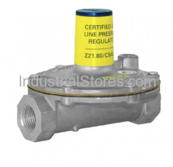 """Maxitrol 325-7AL-1.5-12A49 Lever Acting Design Line Regulator with Vent Limiter Installed 1-1/2"""""""