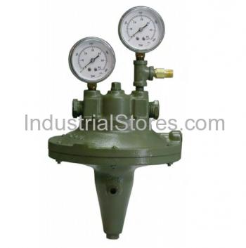 """Pyronics 5301-6-OAR-100 Oil Air Ratio Regulator 3/4"""" Outlet"""