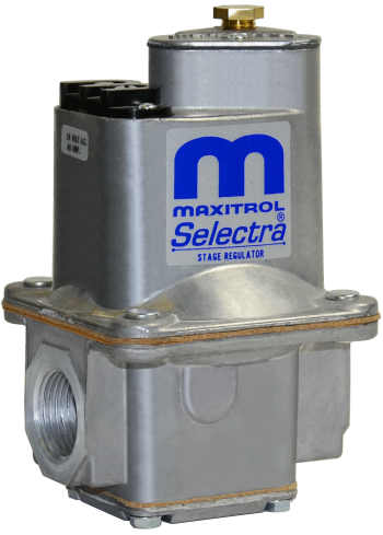 "Maxitrol SR400-1-3/8 Gas Regulator 2-Stage 3/8"" NPT"