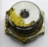 """Actaris 757219 Aluminum Orifice 3/16"""" Diameter"""