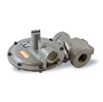 """Actaris B34SR-2 Gas Regulator 2"""" with Internal Pressure Relief Valve 5/8"""" x 3/4"""" Orifice 6-9"""" W.C."""