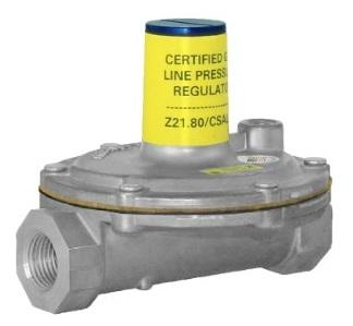"""Maxitrol 325-9L-1-1/2-12A49 Lever Acting Design Line Regulator with Vent Limiter Installed 1-1/2"""""""