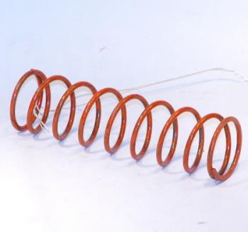 "Sensus (Rockwell-Equimeter) 143-62-021-18 Regulator Spring (Orange) 12-28"" W.C."