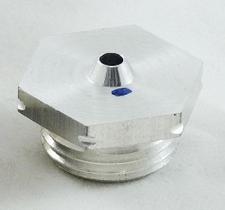 "Sensus (Rockwell-Equimeter) 143-62-023-37 Regulator Orifice 1/8"""