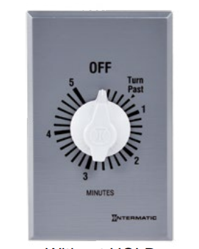 Intermatic FF46H 6Hour Dpst Spring Wound Timer