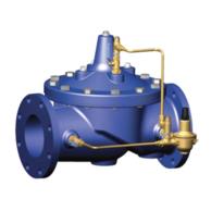 """Cla-Val 90-01-AS2 Angle Water Regulator 2"""" 30-300 PSI"""
