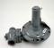 "Sensus (Rockwell-Equimeter) 243-8-6 Service Regulator 1.25"" NPT Body 6-14"" W.C. Spring w/ IRV & LPCO"