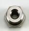 "Sensus (Rockwell-Equimeter) 046-00-023-06 3/8"" Stainless Steel Orifice"