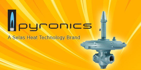 Pyronics Zero Regulators