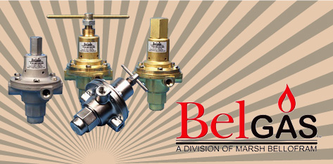 BelGas Regulators